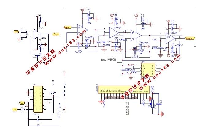 2 系统框图设计    6   2.3 主要模块选择与论证    7